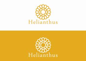 Helianthus ロゴデザイン