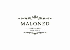 MALONED ロゴデザイン