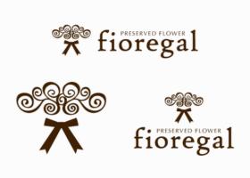 fioregal ロゴデザイン