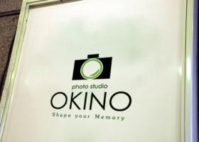 photo studio OKINO ロゴデザイン