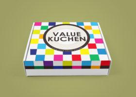 VALUE KUCHEN パッケージデザイン