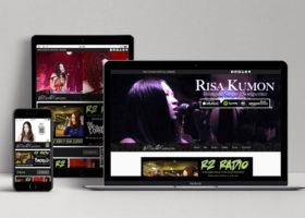 RISA KUMON Webサイト