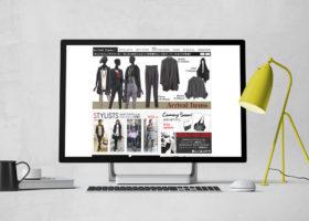 ショッピングサイトWebデザイン